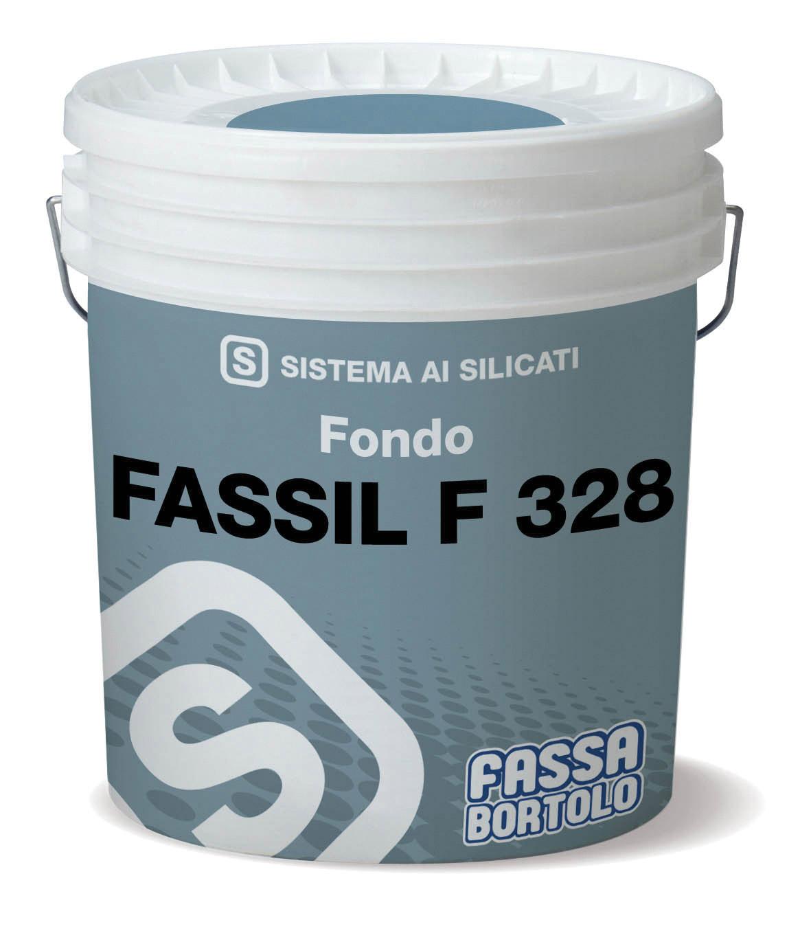 FASSIL F 328: Mineralischer Haftgrund auf Silikatbasis