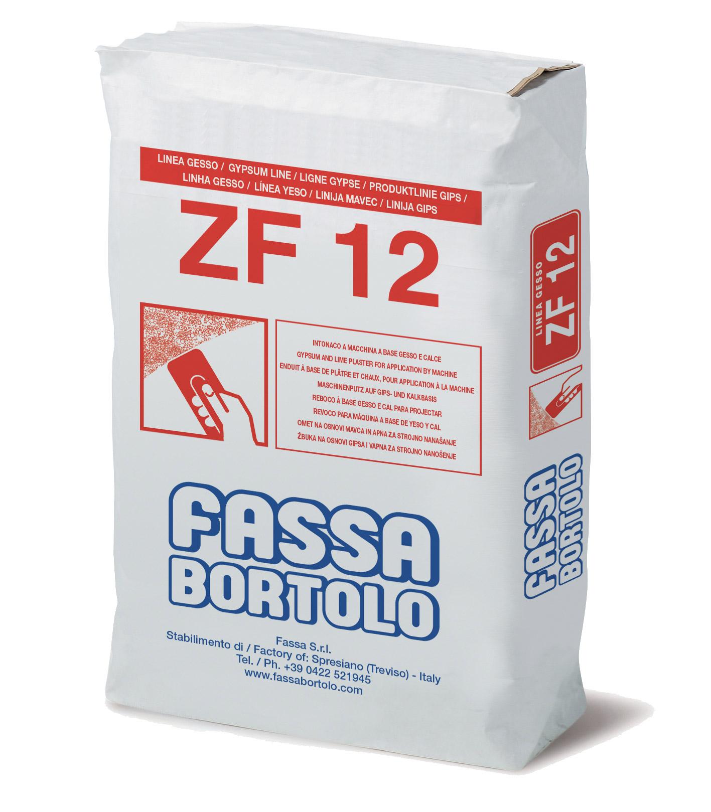 ZF 12: Universeller Innengrundputz